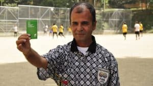 Green card Roosevelt Castro B.