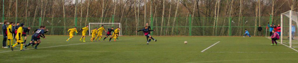 Youth game - mid penalty