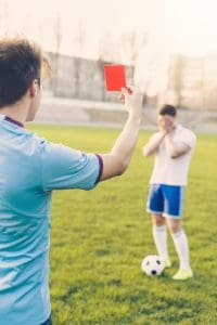 Soccer Red Card Rules - Official | 4 | Rules