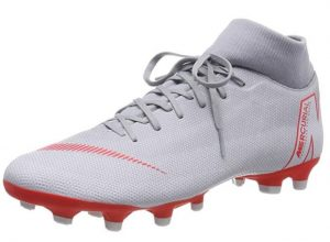 Soccer cleats turf