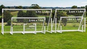 Soccer goals PVC