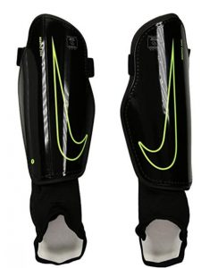 soccer shin guards with ankle protection