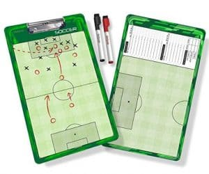 soccer tactics portable boards
