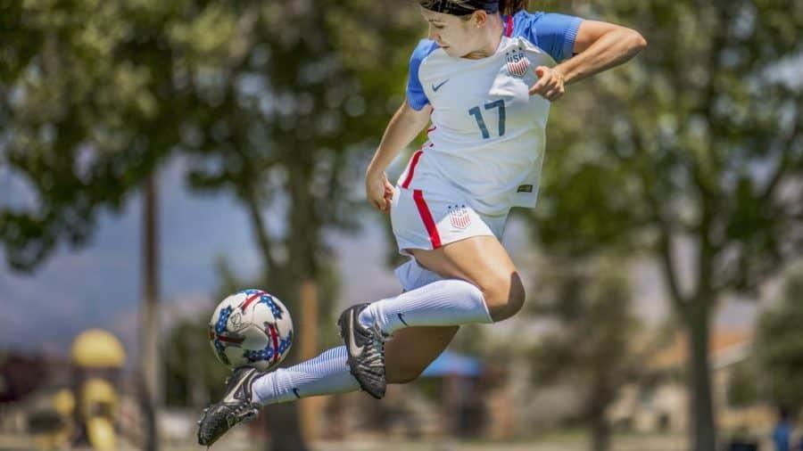 Advanced Soccer Moves - Flick FI