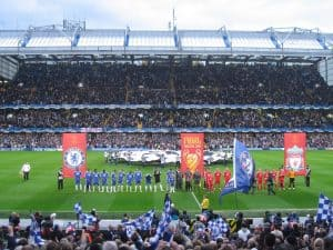 ○ How Many Soccer Teams are in London? ○ chelsea fc