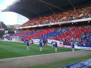 ○ How Many Soccer Teams are in London? ○ crystal palace