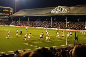 ○ How Many Soccer Teams are in London? ○ fulham fc
