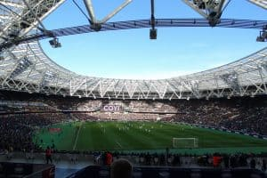 ○ How Many Soccer Teams are in London? ○ west ham fc