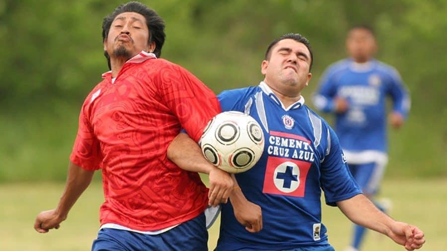Handball in soccer