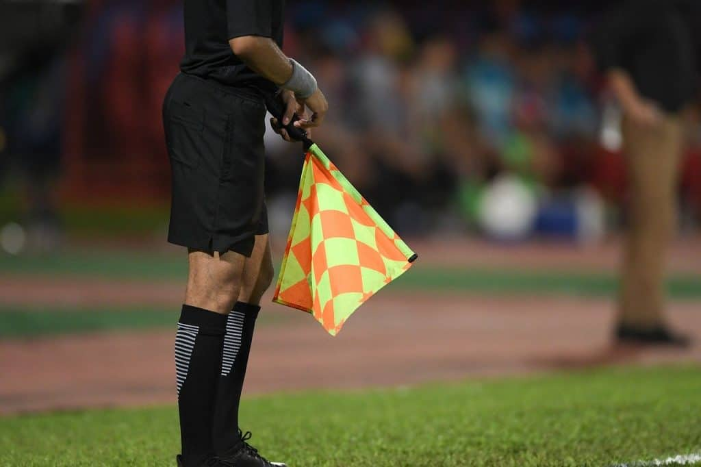 referee assistant soccer
